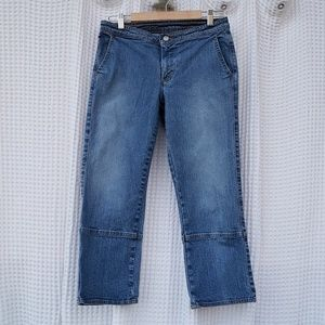 Polo Jeans Co capri jeans size 6